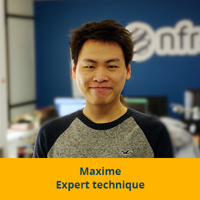 Témoignage Maxime - NFrance