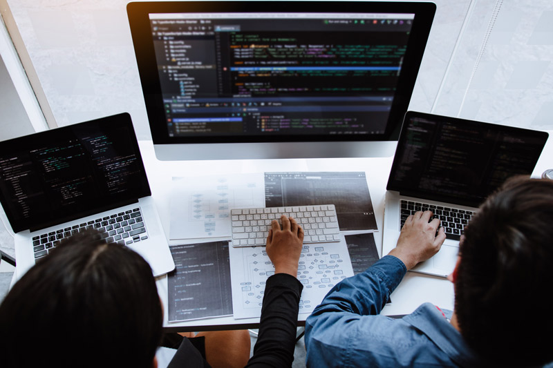 monitoring informatique site web